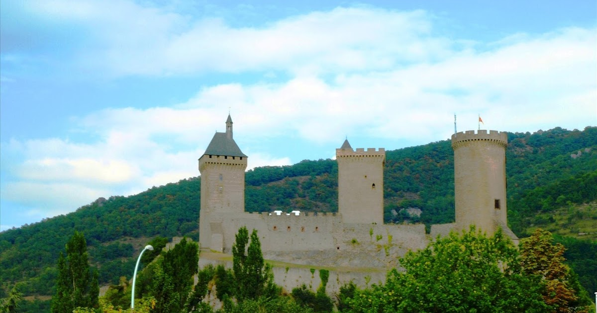 Best pyrenees photos chateau de foix pyrenees france - Weather forecast st jean pied de port france ...