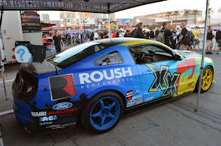 Roush Performance Pirelli World Challenge series