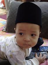 9 Months old Lil Irfan Ahmad