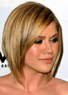 Kelly Clarkson Medium Hairstyles