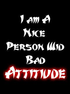 Attitude Pictures Status for Bbm whatsapp nice person