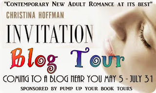 INVITATION Blog Tour & Giveaway