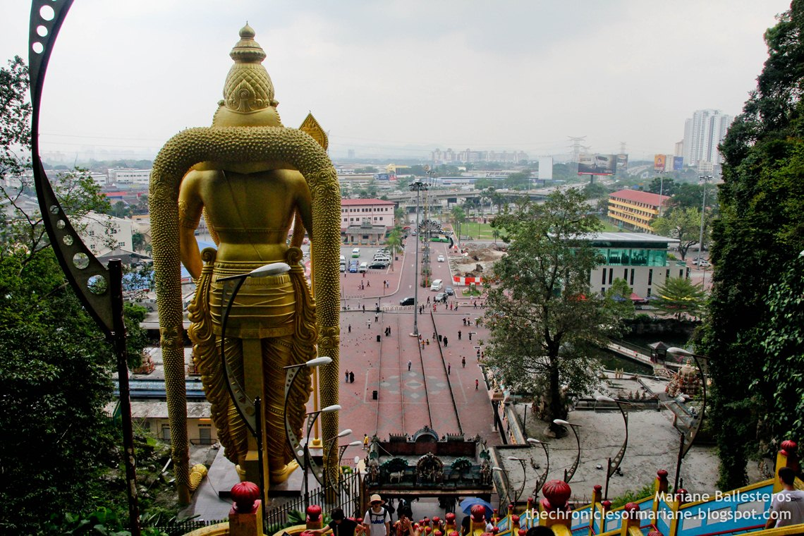 Climbing Up Batu Caves Day 2 In Malaysia The Chronicles Of