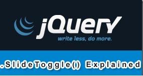 Añadir efecto de jQuery SlideToggle  en un menú desplegable