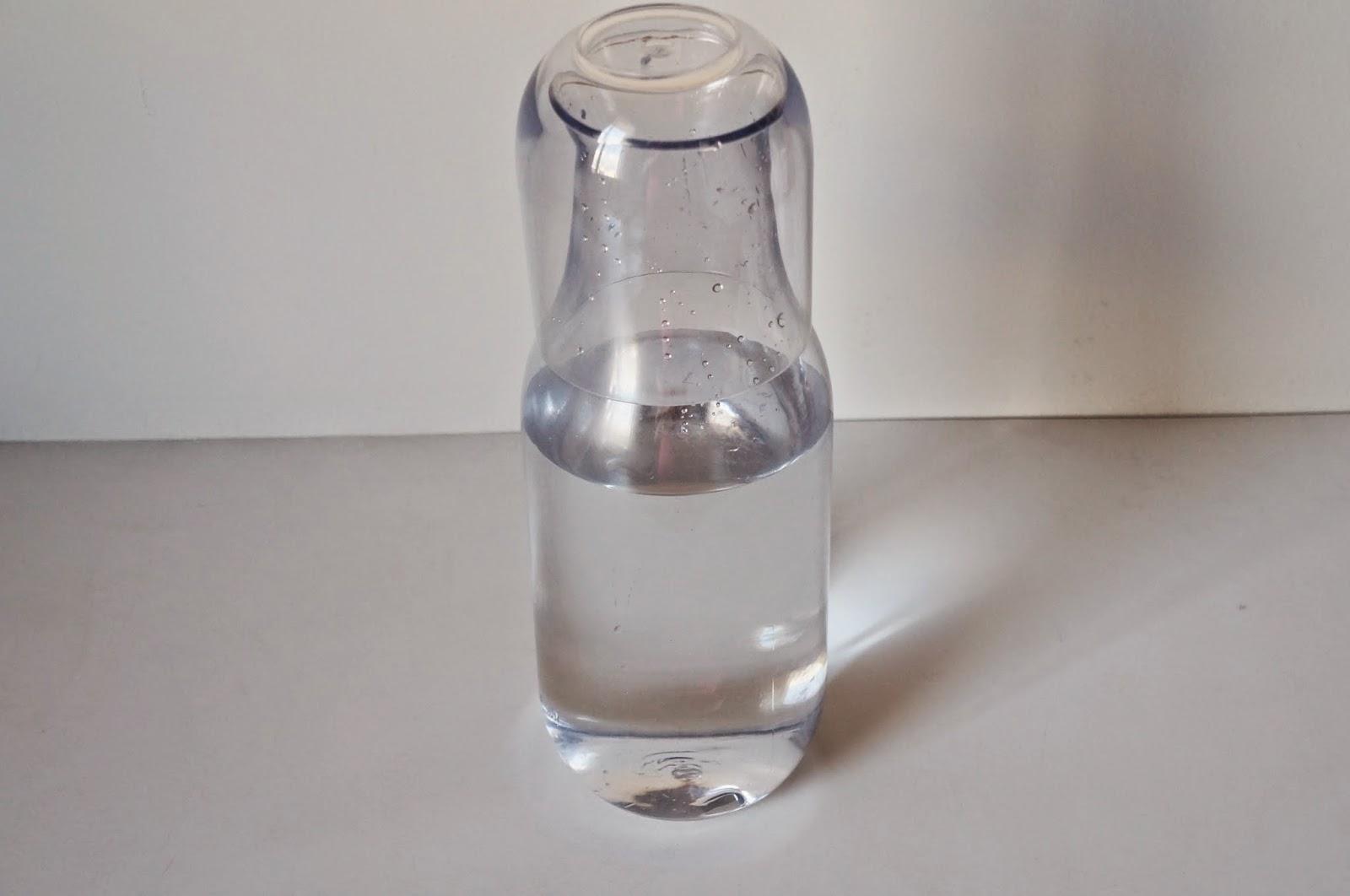 Moringa plástica transparente - Dellabino