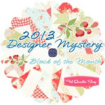 Fat quarter Shop mystery BOM