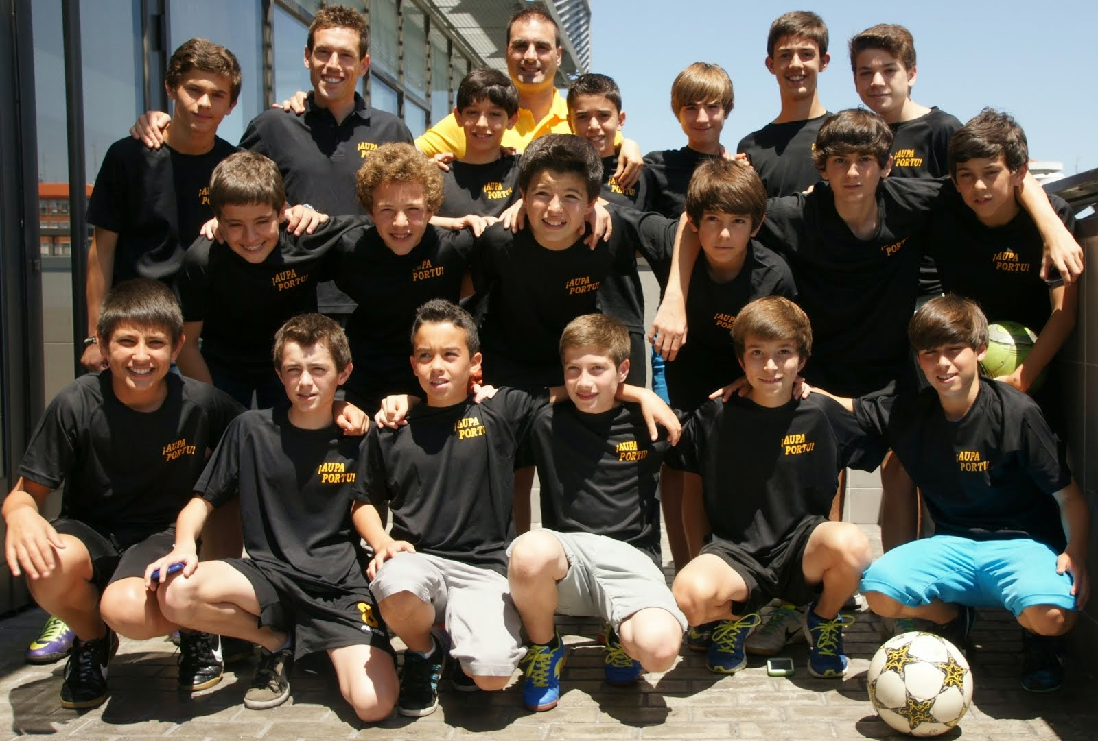 COMIDA FIN DE TEMPORADA 2013/2014