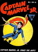 Captain Marvel Jr. #1 cover pic