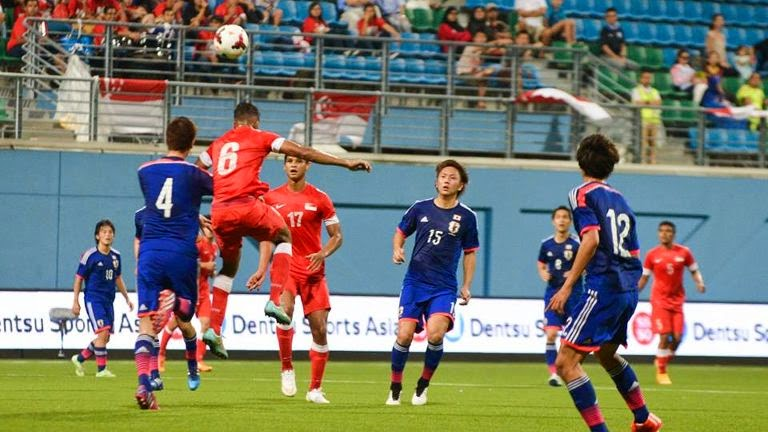 hilmi_official���: Singapore to face Japan in World Cup Qualifiers