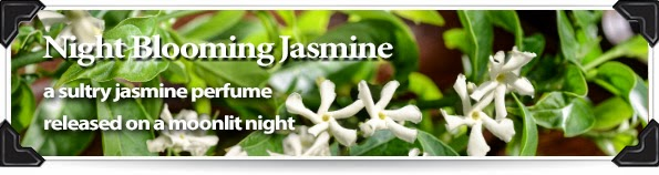 Pink Zebra Night Blooming Jasmine Sprinkles Image