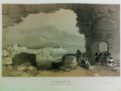 Giannina , un tempo chiamata la capitale d'Albania