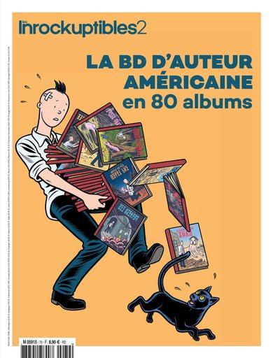 La BD américaine en 80 albums