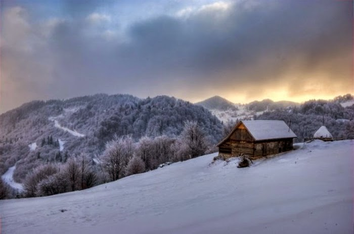 Amazing Photos in Beautiful Winter