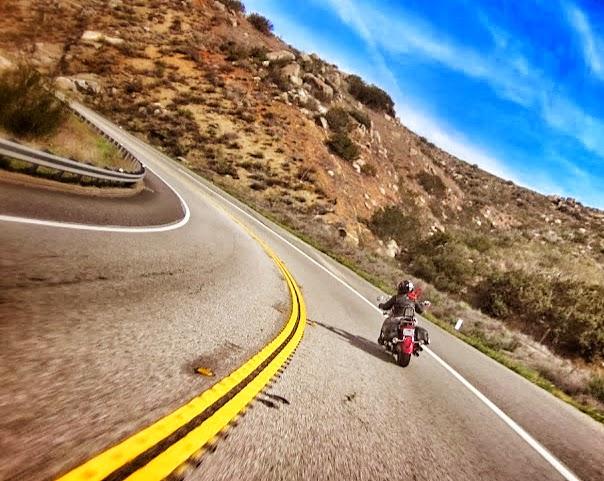 biker-chick-riding