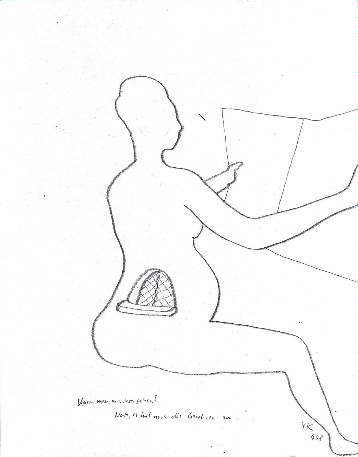 --- baby --- Zeichnung des Tages