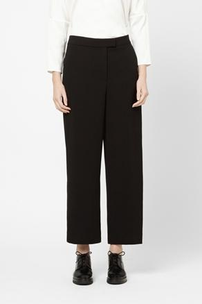 COS wide cropped trousers