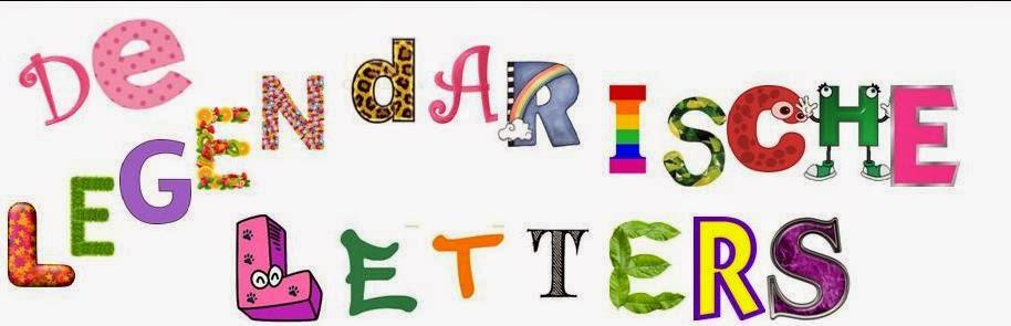 de legendarische letters
