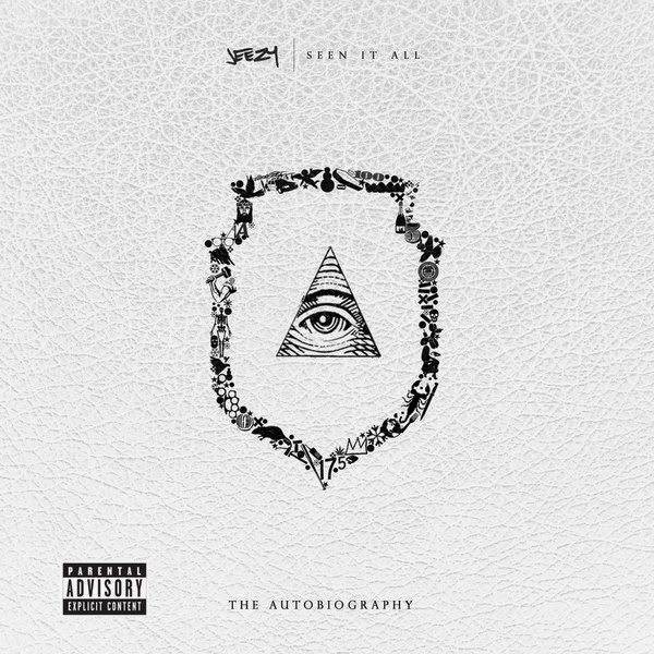 Jeezy - Seen It All: The Autobiography (Deluxe Version) Cover