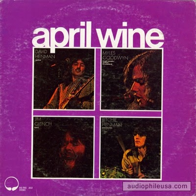 2 Or 3 Lines And So Much More April Wine Quot You Could