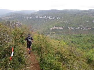 Trail Larzac-Dourbie 2018