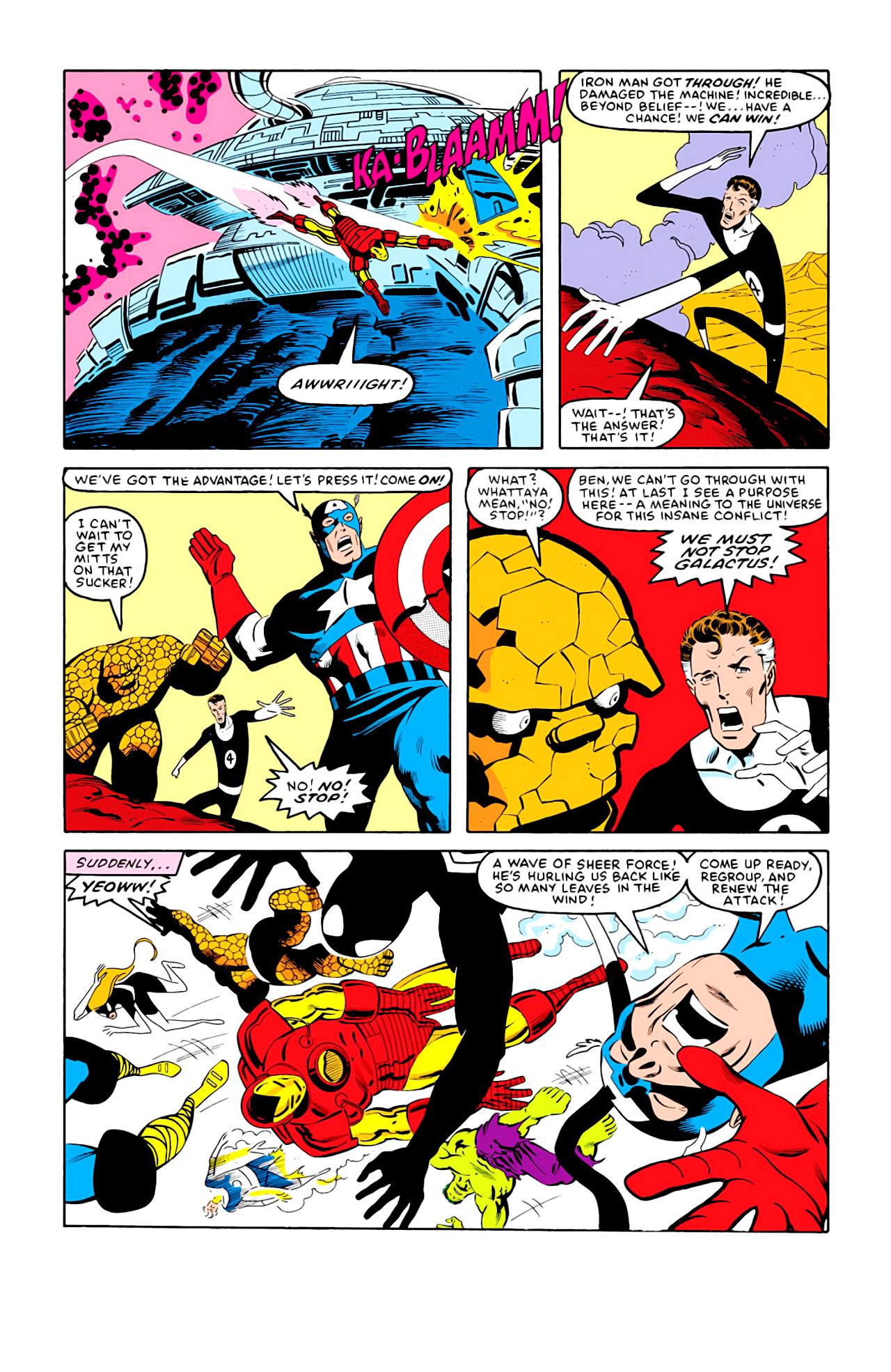 Captain America (1968) Issue #292j #217 - English 12