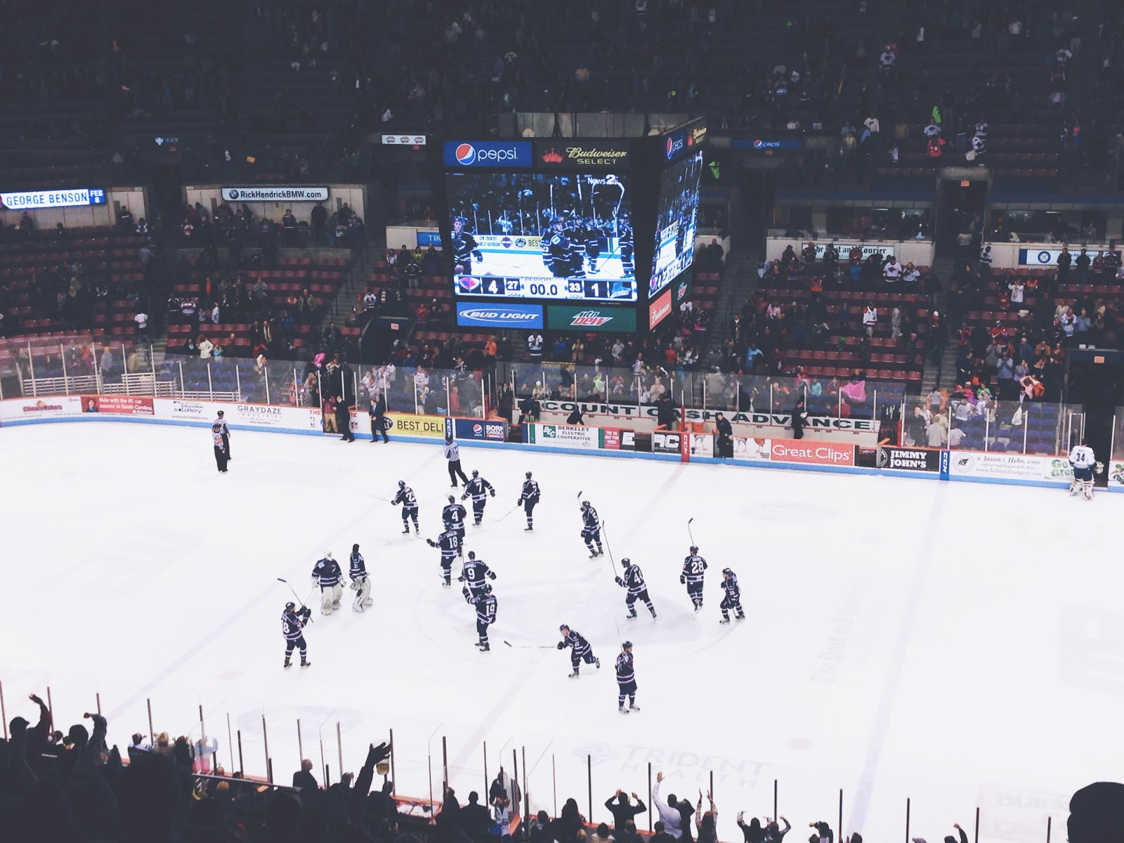 South Carolina Stingrays Hockey