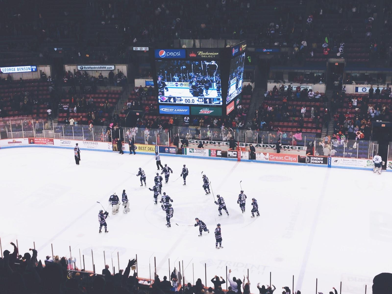 South Carolina Stingrays Hockey