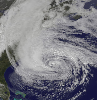 Hurrikan SANDY USA Satellitenbild, aktuell, live, 28. Oktober 2012