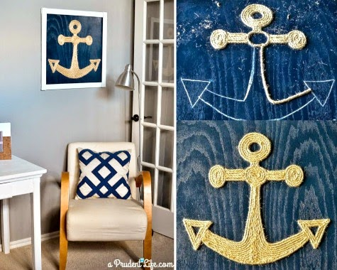 Rope Anchor Art