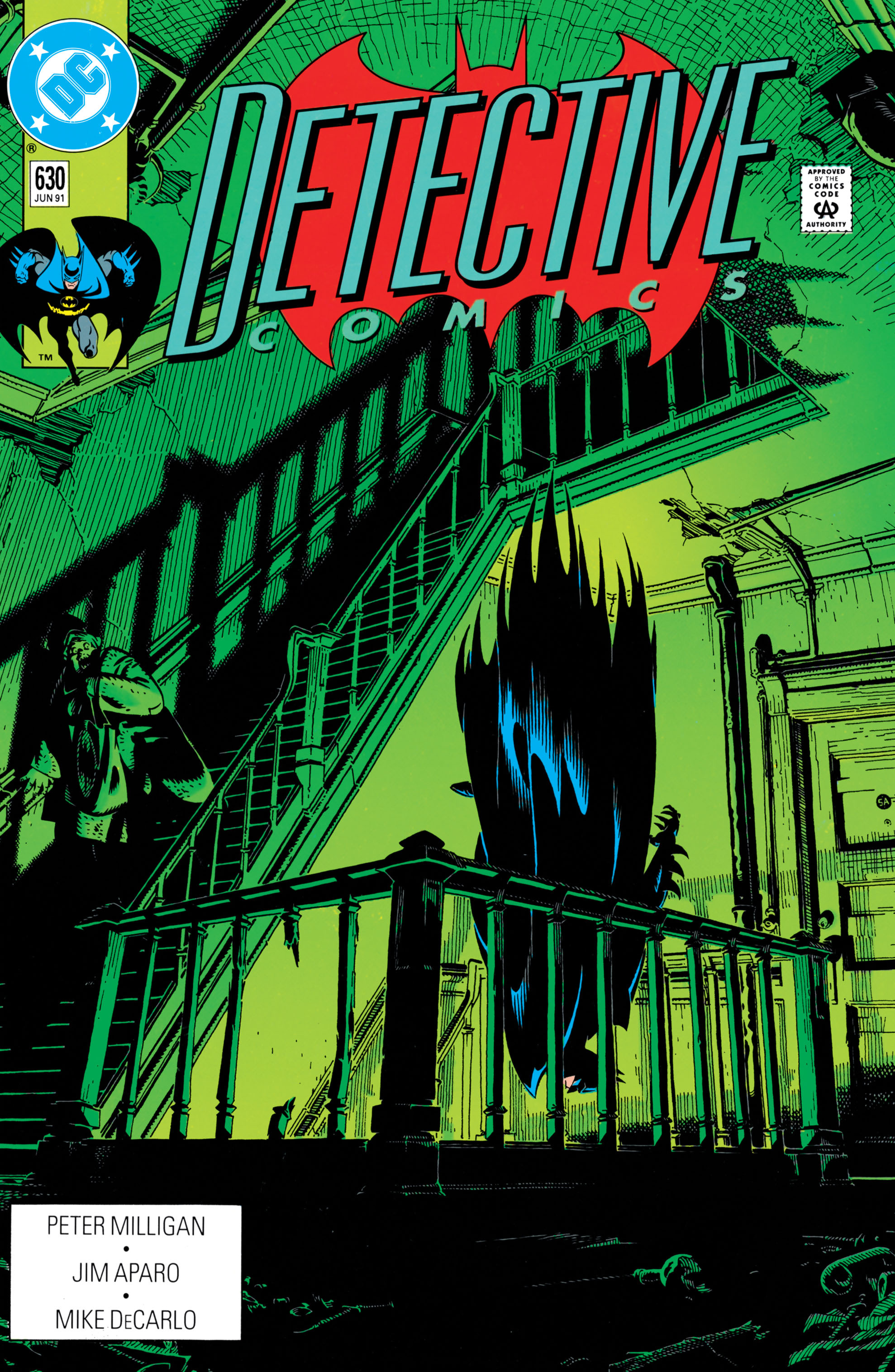 Detective Comics (1937) 630 Page 1