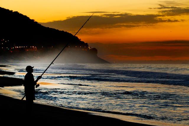 Fotografia, Rio de Janeiro, profissional, o globo, amanhecer, sol, pescaria
