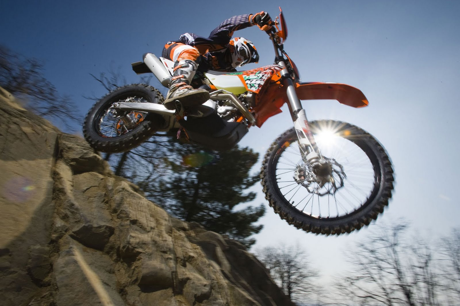 Motorcycle Pictures: KTM 530 EXC Sixdays 2011 International