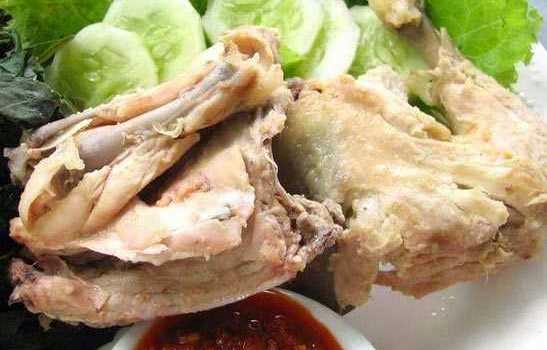 Resep Cara membuat Ayam Pop Sederhana