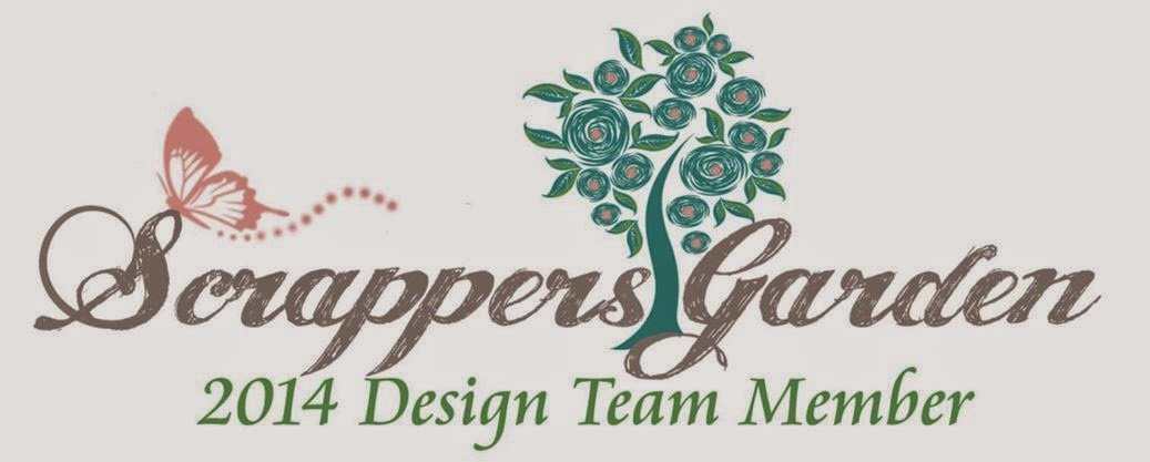 I Design for Scrappers Garden