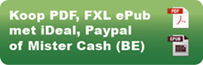 Bestel Online en betaal met iDeal (NL), Bancontact/Mister cash (BE) of PayPal!