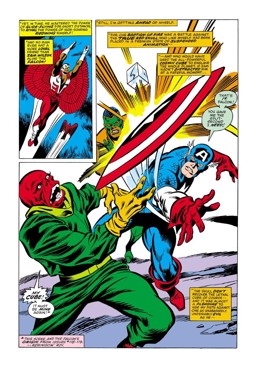 Captain America (1968) Issue #215 #129 - English 16