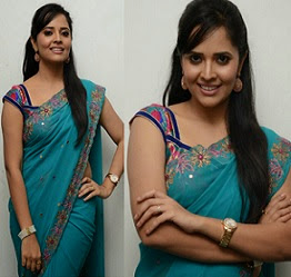 Actress Anasuya New Stills