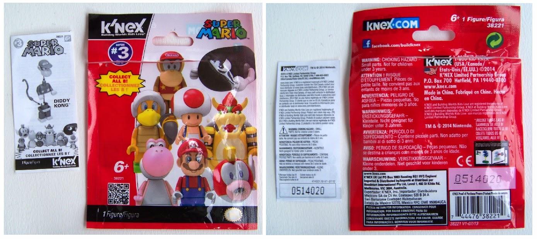 knex mario blind bag series 3 codes