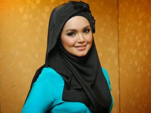 Tugas berat Siti Nurhaliza