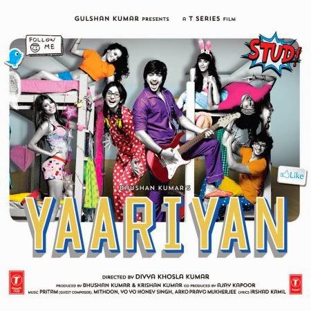 Yaariyan 2013 Movie Mp3 Songs