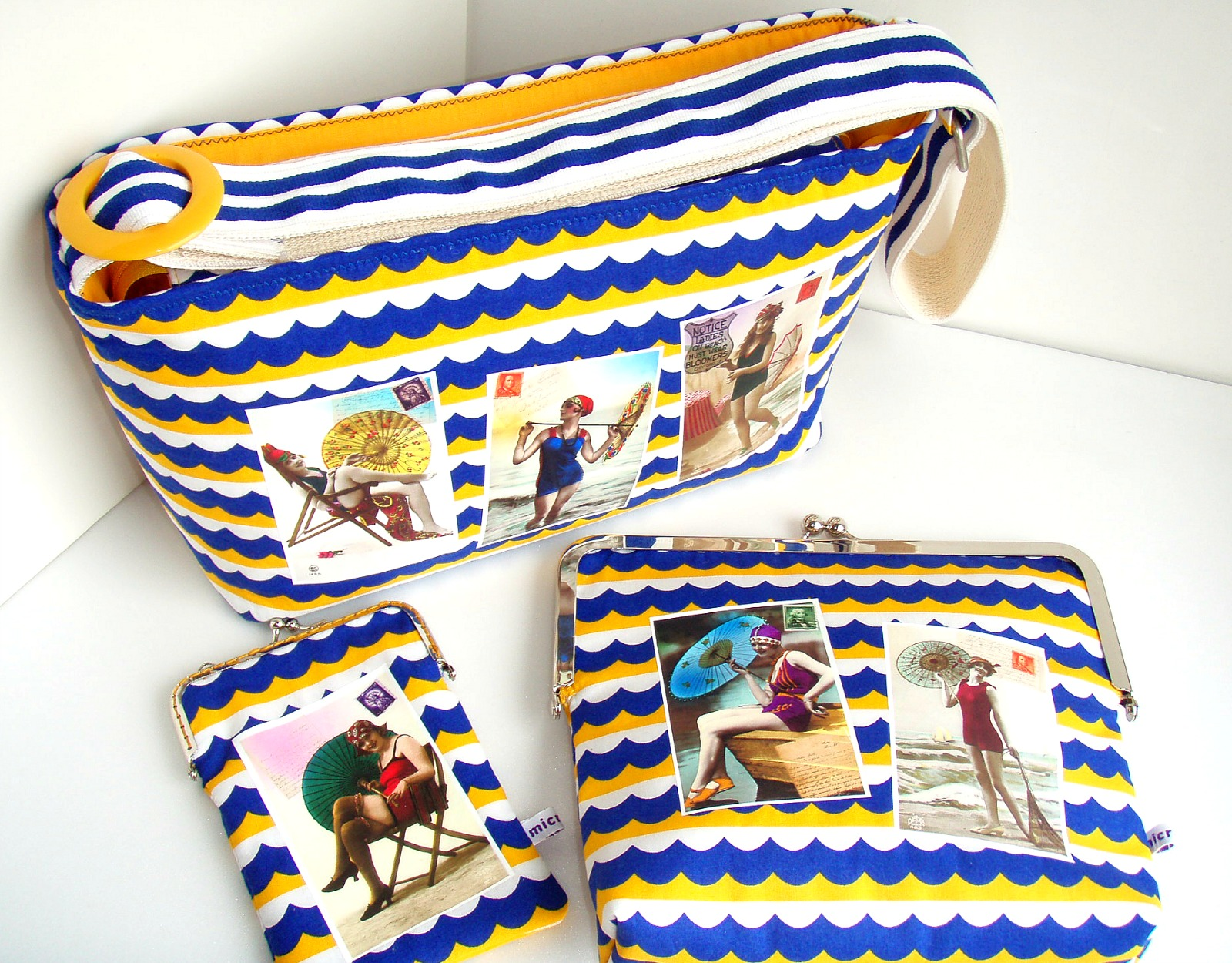 Beach Themed Handbags