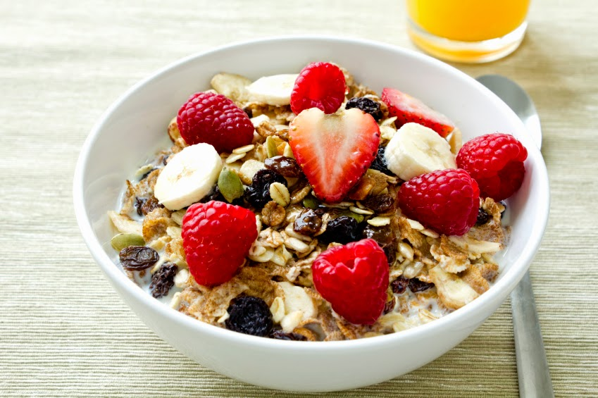 Fruit For The Office: Breakfast - The Most Important Meal of the Day