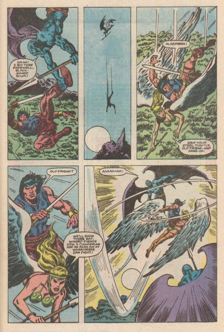 Conan the Barbarian (1970) Issue #168 #180 - English 21
