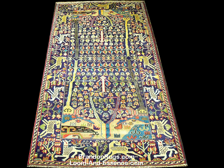 Brandon Oriental Rugs Symmetry And Pattern The Art Of