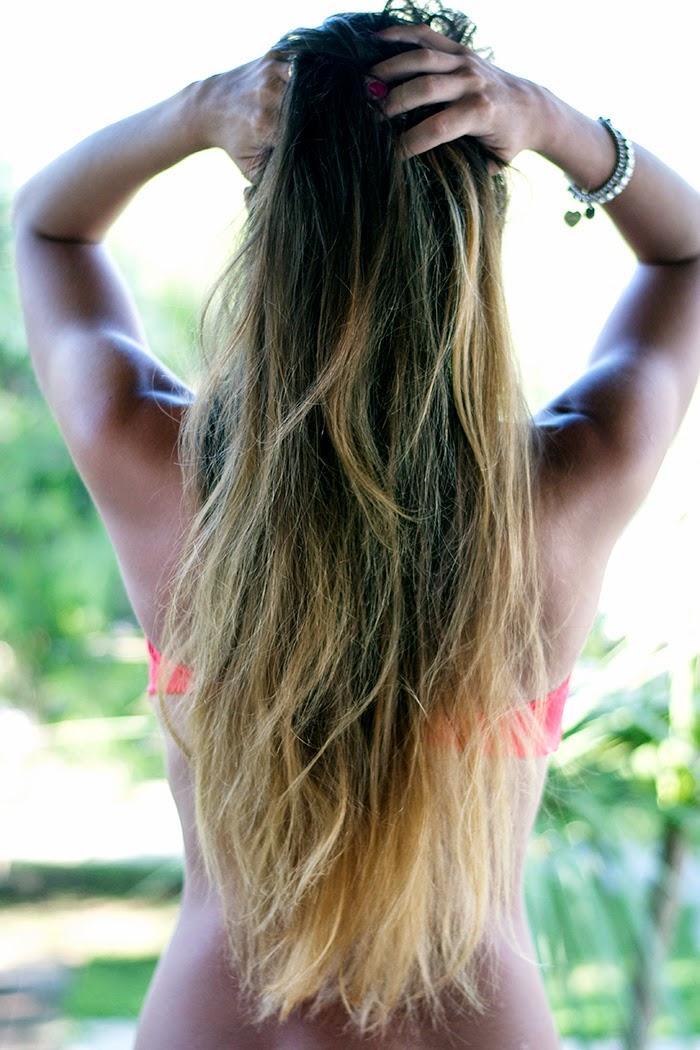 shatush capelli lunghi