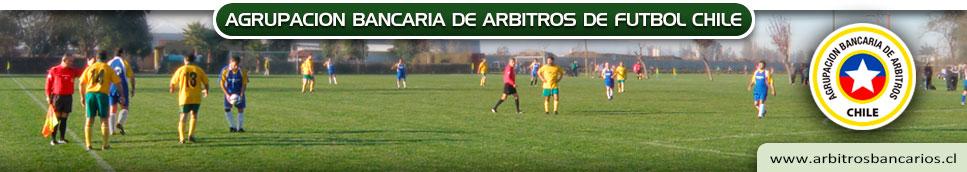 Arbitros de Fútbol Chile - Agrupación Bancaria