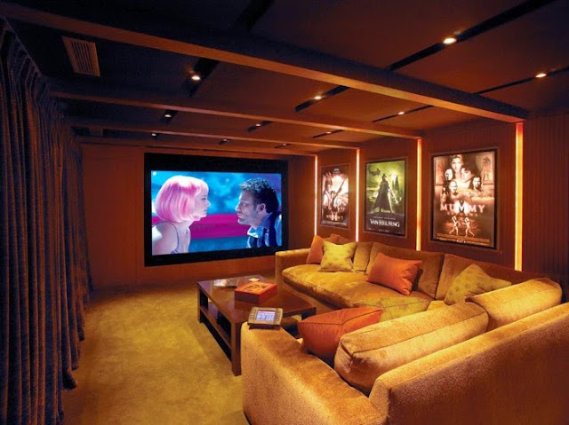 Interior Design Ideas For Home Theater Home Design Ideas