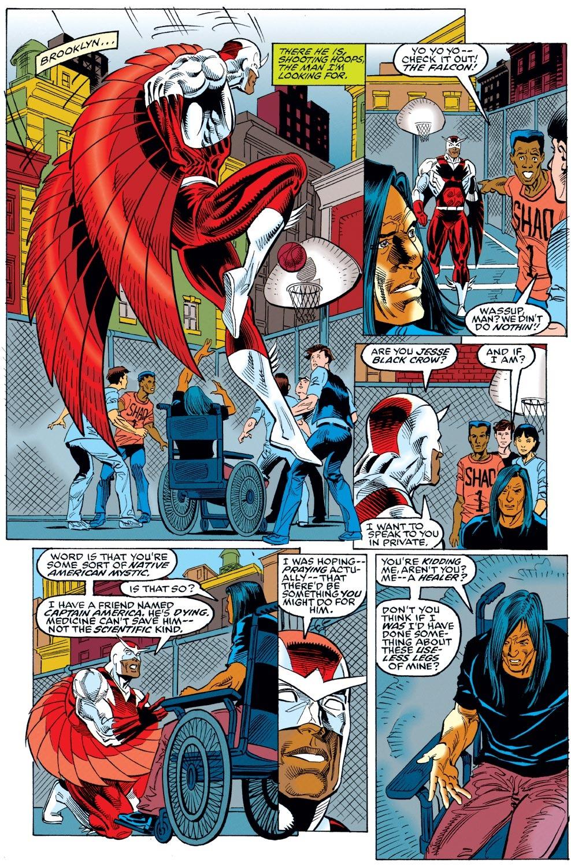 Captain America (1968) Issue #440 #392 - English 4