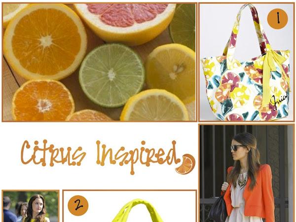 Citrus Inspired