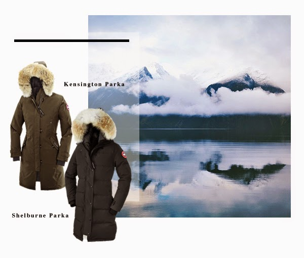 vancouver winter canada goose winter jacket whistler parka outdoor wear active wear mountains fashion style